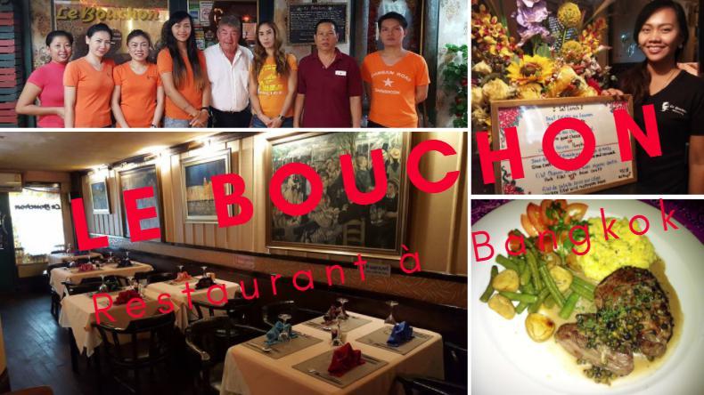 Bouchon Bangkok restaurant